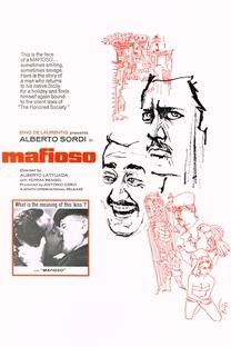 O Mafioso - Poster / Capa / Cartaz - Oficial 5