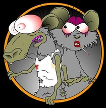 Rats on Cocaine - Poster / Capa / Cartaz - Oficial 1