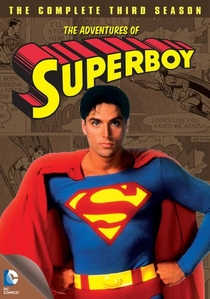 As Aventuras do Superboy (3ª Temporada) - Poster / Capa / Cartaz - Oficial 1