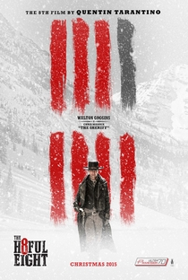 Os Oito Odiados - Poster / Capa / Cartaz - Oficial 8