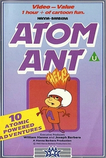 A Formiga Atômica - Poster / Capa / Cartaz - Oficial 5