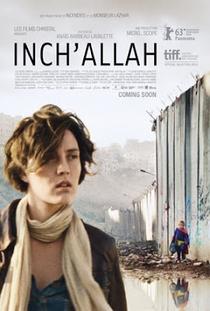 Inch'Allah - Poster / Capa / Cartaz - Oficial 1
