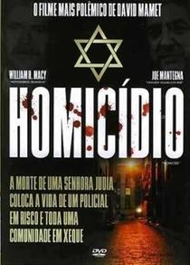 Homicídio - Poster / Capa / Cartaz - Oficial 3