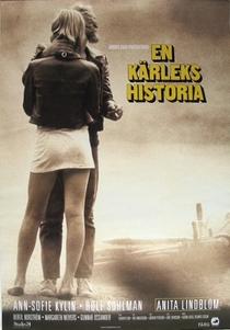 Uma História de Amor Sueca - Poster / Capa / Cartaz - Oficial 2