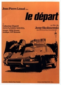Le Départ - Poster / Capa / Cartaz - Oficial 1