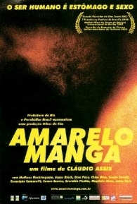 Amarelo Manga - Poster / Capa / Cartaz - Oficial 1