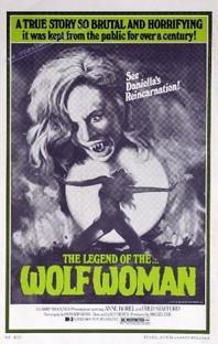 Werewolf Woman - Poster / Capa / Cartaz - Oficial 4