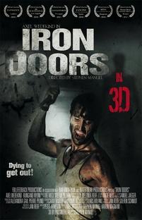 Iron Doors - Poster / Capa / Cartaz - Oficial 1
