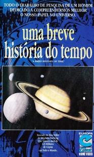 Uma Breve História do Tempo - Poster / Capa / Cartaz - Oficial 3