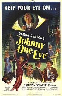 Johnny One-Eye - Poster / Capa / Cartaz - Oficial 1