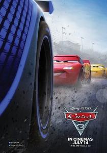 Carros 3 - Poster / Capa / Cartaz - Oficial 5
