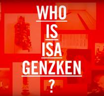 THIS IS ISA GENZKEN | MoMA - Poster / Capa / Cartaz - Oficial 1