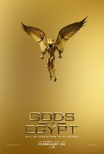 Deuses do Egito - Poster / Capa / Cartaz - Oficial 6