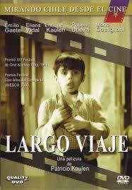 Largo viaje  - Poster / Capa / Cartaz - Oficial 2
