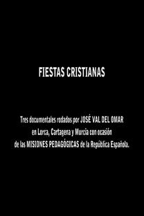 Fiestas Cristianas/Fiestas Profanas - Poster / Capa / Cartaz - Oficial 1