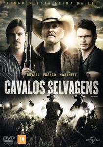 Cavalos Selvagens - Poster / Capa / Cartaz - Oficial 4
