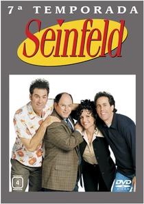 Seinfeld (7ª Temporada) - Poster / Capa / Cartaz - Oficial 2
