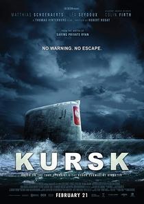 Kursk - Poster / Capa / Cartaz - Oficial 9