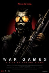 Jogos de Guerra - Poster / Capa / Cartaz - Oficial 2