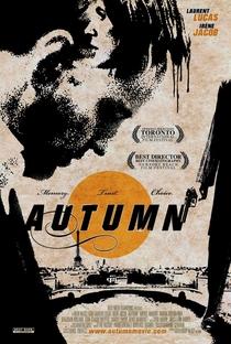 Outono - Poster / Capa / Cartaz - Oficial 2