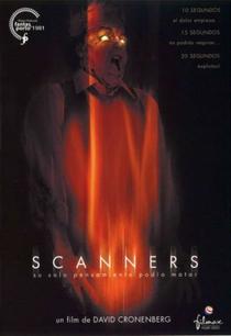 Scanners - Sua Mente Pode Destruir - Poster / Capa / Cartaz - Oficial 7