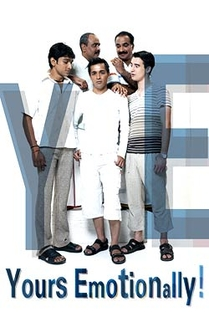 Yours Emotionally! - Poster / Capa / Cartaz - Oficial 1