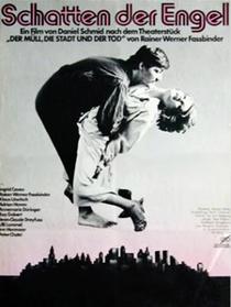 A Sombra dos Anjos - O Lixo, a Cidade e a Morte - Poster / Capa / Cartaz - Oficial 2