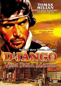 Django Vem para Matar - Poster / Capa / Cartaz - Oficial 2
