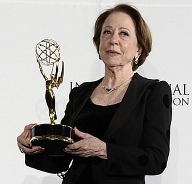 Fernanda Montenegro ganha o Emmy de Melhor Atriz