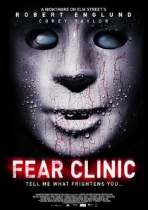 Fear Clinic - Poster / Capa / Cartaz - Oficial 4