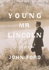 A Mocidade de Lincoln - Poster / Capa / Cartaz - Oficial 1