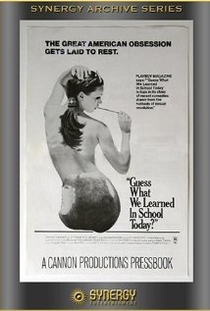 Adivinhe o que elas aprenderam na escola hoje - Poster / Capa / Cartaz - Oficial 1