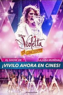 Violetta - O Show - Poster / Capa / Cartaz - Oficial 1