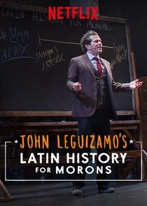 América Latina para imbecis, com John Leguizamo - Poster / Capa / Cartaz - Oficial 1