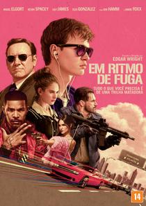 Em Ritmo de Fuga - Poster / Capa / Cartaz - Oficial 15