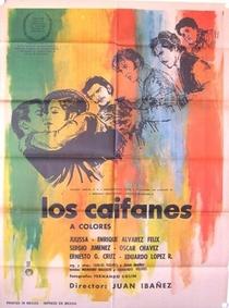 Los Caifanes - Poster / Capa / Cartaz - Oficial 1