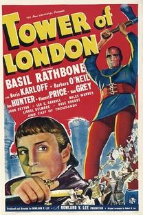 A Torre de Londres - Poster / Capa / Cartaz - Oficial 2