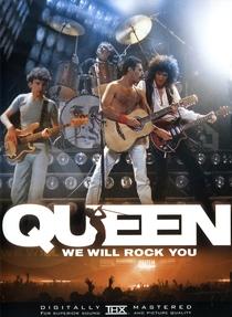 Queen - We Will Rock You - Poster / Capa / Cartaz - Oficial 2