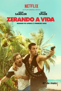 Zerando a Vida - Poster / Capa / Cartaz - Oficial 2