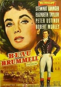 O Belo Brummell - Poster / Capa / Cartaz - Oficial 2