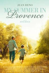 Meu Verão na Provença - Poster / Capa / Cartaz - Oficial 3