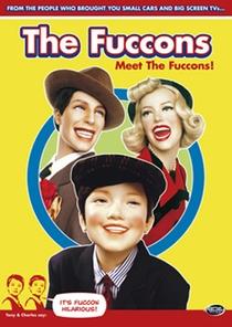 Os Fuccons - Poster / Capa / Cartaz - Oficial 1