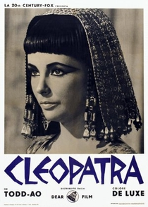 Cleópatra - Poster / Capa / Cartaz - Oficial 1