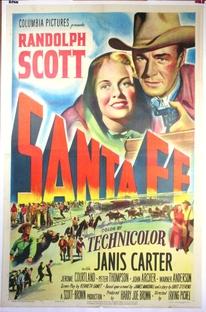 Santa Fé - Poster / Capa / Cartaz - Oficial 1