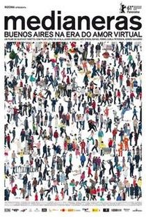 Medianeras: Buenos Aires da Era do Amor Virtual - Poster / Capa / Cartaz - Oficial 3