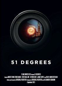51 Degrees - Poster / Capa / Cartaz - Oficial 1
