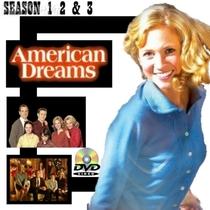 American Dreams (3ª Temporada) - Poster / Capa / Cartaz - Oficial 1