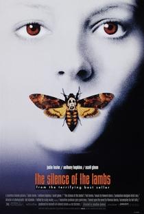 O Silêncio dos Inocentes - Poster / Capa / Cartaz - Oficial 1