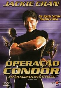 Operação Condor - Um Kickboxer Muito Louco - Poster / Capa / Cartaz - Oficial 6