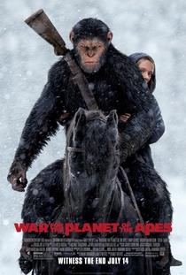 Planeta dos Macacos: A Guerra - Poster / Capa / Cartaz - Oficial 9
